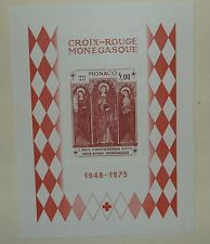 Monaco Stamp 864  MNH Cat $14.00 Red Cross Topical