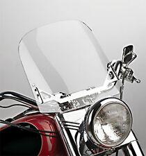 "WindVest 10-1430C 16"" Clear For FLSTS Harley Softail Bad Boy Springer Classic HB"