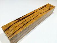 "South American Marblewood wood turning blank 2"" x 2"" x 12"" green"