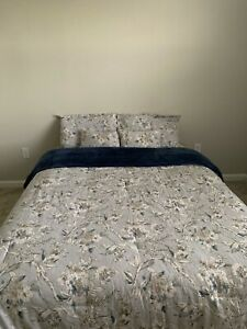 Ikea Full Size Bed Frame And Mattress set