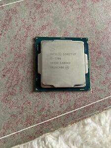 Intel Core i7-7700 processor 3.6 GHz 8 MB Smart Cache-Intel® C