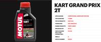 105884- 2 LITRI OLIO MOTUL Kart Grand Prix 2T 100% Sintetico per GO KART