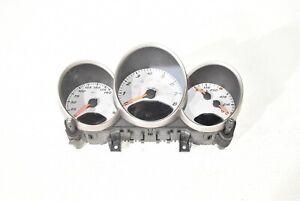 06-08 Porsche Cayman S 987 Instrument Speedomter Gauge Cluster 60K Oem Aa6681