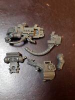 Warhammer 40k Space Marine Bits:NDS Devastator Squad Heavy Plasma Cannon