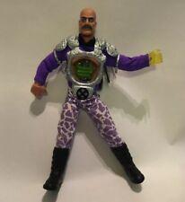 "Dr. X Flowing Toxic Gut Action Man 12"" Figure 1996 Hasbro International"
