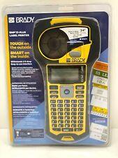 New Listingnew Brady Bmp21 Plus Handheld Label Printer