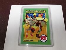 "WIZARD OF OZ THE SCARECROW MEGO MUSEUM PROMO TRADING CARD ""RARE"""