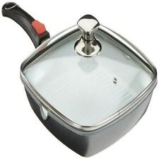Bratmaxx Profi Steakpfanne Braten Pfanne Bratpfanne Grillpfanne Keramikbeschicht
