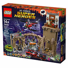 LEGO 76052 Batman Batcave Classic TV series DC Universe Super Heroes