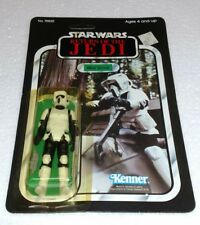Vintage Star Wars Return Of The Jedi Biker Scout Kenner 1983 Brand New
