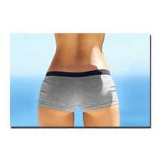 Hot New Beautiful Ass Hot Sexy Girl Hip Canvas Poster 12x18 32x48''