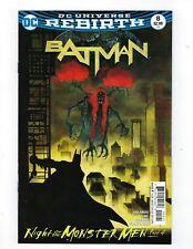 BATMAN # 8 Variant Cover DC NM