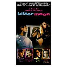 Bitter Moon Roman Polanski very good vhs