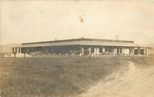 c1911 RPPC Postcard; House under Construction near Los Angeles 'In the Country'