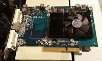 Sapphire ATI Radeon HD3650 AGP 8X 512MB DDR2 128-bit dual DVI video card