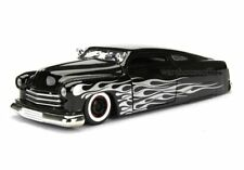JADA 1/24 METALS BIGTIME KUSTOMS 1951 MERCURY DIECAST CAR BLACK 99062