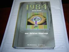 1984 AND RELATED READINGS by GEORGE ORWELL (1997) HARDCOVER