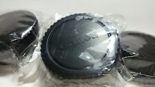 Canon EOS / EF / EF-S Rear Lens Cover + Camera Body Cap for Canon DSLR SLR Lens