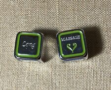 LIZ CLAIBORNE Metal Emotive Dice Game