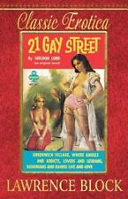 Collection of Classic Erotica: 21 Gay Street by Lawrence Block (2016, Paperback)