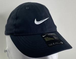 Nike Swoosh Boys Adjustable Cap/Hat Sz Toddler Grey 7A2319 693 Baseball Cap