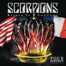Scorpions - Return To Forever (Tour Edition) [CD]