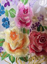 Kite Butterfly Anthropologie Embroidered Fringe Boho Festival Dress NWOT OSFA
