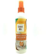 Creme of Nature Coconut Milk Detangling & Conditioning Shampoo Conditioner