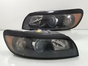 2008-2010 VOLVO C30 T5 FRONT HID XENON Headlights Lamps Lights 1 Pairs OEM Lamp