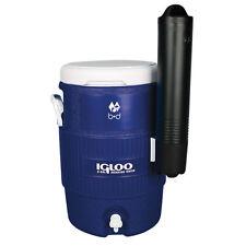 Getränkebehälter, 18,9 Liter, Original IGLOO  oceanblue/weiß,  neu, ohne Becher