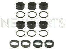 For Porsche 911 Intake Manifold Rubber Hose & Seal kit 16pcs Sleeve Inlet Flange