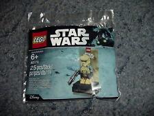 Star Wars Lego 40176 Scarif Stormtrooper mini figure polybag NEW SEALED 2017