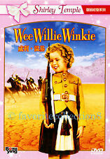 Wee Willie Winkie (1937) - Shirley Temple, Victor McLaglen - DVD NEW