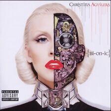 Christina AGUILERA BIONIC (2010; 18 Tracks)
