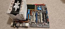 Mainboard P5Q Deluxe mit Intel Q9650 ink. Lüfter und 16GB RAM