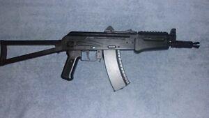 Crosman Comrade/AK CO2 BB Rifle