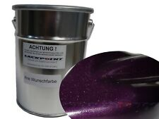 1 L peinture base eau prêt a pulvériser profonde Violet