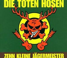 Die Toten Hosen Zehn kleine Jägermeister (1996) [Maxi-CD]