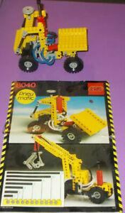 Lego Technic Pneumatik Kipplaster Nr.8040