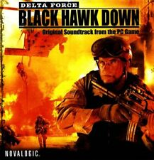 Delta Force Black Hawk Down Soundtrack Autographed by Russell Brower of Warcraft