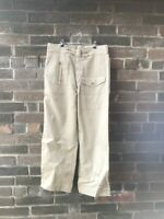 WW2 British Army Khaki Drill trousers - repro - 36 waist