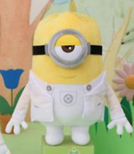 Minions Stuart Special Wedding Plush Doll Stuffed toy SEGA Anime JAPAN 2018