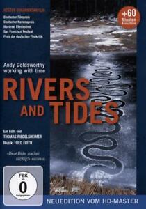 DVD Rivers and Tides (2010), Andy Goldsworthy