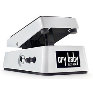Dunlop CBM105Q Crybaby Mini Bass Guitar Wah FX Pedal Stompbox