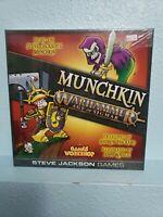 OEJ ~ Munchkin Warhammer Age of Sigmar ~ by Steve Jackson Games ~ Card Game