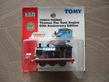 TAKARA TOMY TOMICA THOMAS THE TRAIN ENGINE 60TH ANNIVERSARY EDITION CHROME NEW