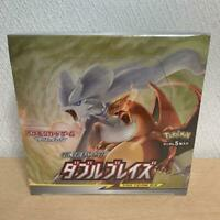 Pokemon Card Game Sun & Moon Expansion Pack SM10 Double Blaze Booster BOX Japan