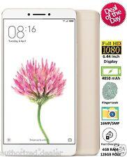 Xiaomi Mi Max Prime 4G - 4GB RAM, 128GB ROM, Dual Sim, Xiaomi Warranty, GOLD