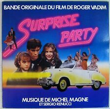 Surprise Party 33 tours Vadim Magne 1983