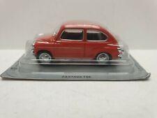 IXO IST Zastava 750 Polish edition KAP 1:43 MIB OVP old stock 1960 PRL Yugoslavi